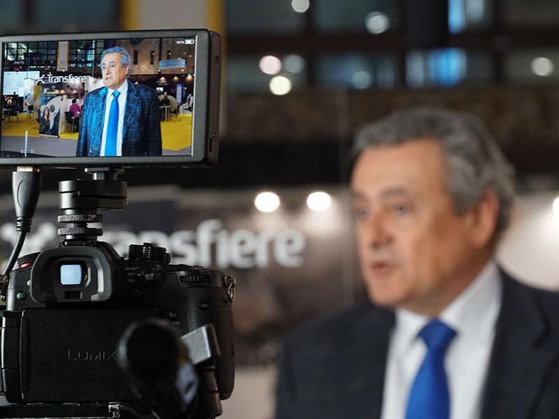 Entrevistas Transfiere 2019