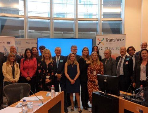 Transfiere presenta su convocatoria 2020 en Bruselas ante profesionales y entidades europeas demandantes de innovación