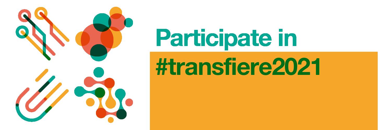 Slider to Participate in Transfiere 2021