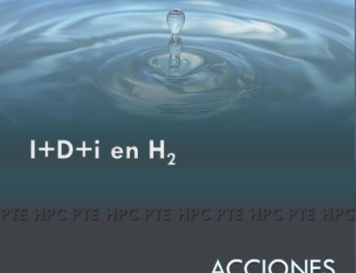 PTE HPC IMPULSA LA I+d+i EN EL SECTOR DEL HIDRÓGENO