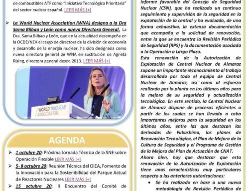 Boletín de Noticias (agosto-septiembre)