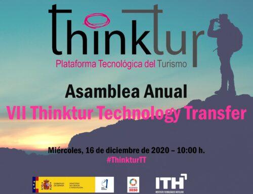 Thinktur mostrará sus iniciativas en su asamblea anual