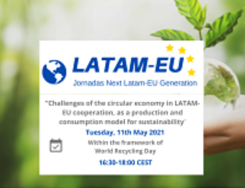 Tercera jornada del ciclo LATAM-UE Generation
